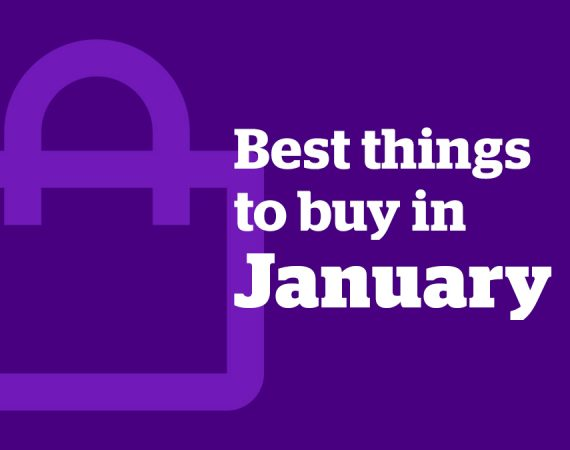 The Best Things to Buy in January 2021