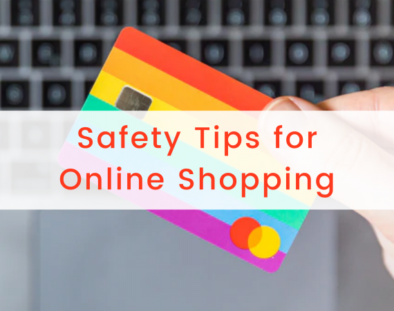 safe whilst shopping online