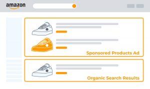 Amazon Sponsored Products Ad