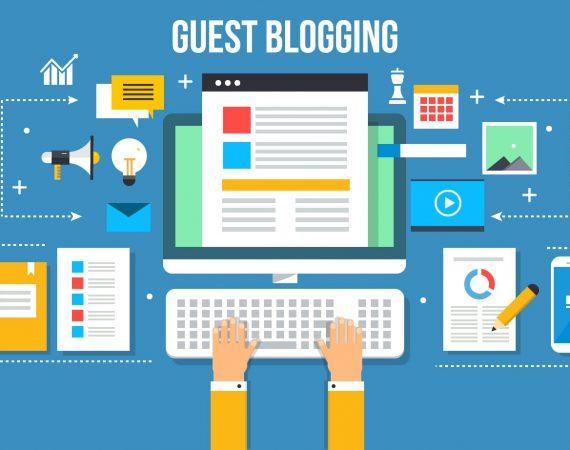 Top 10 Guest Blogging websites for marketers