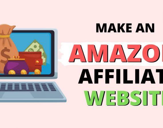 Amazon-Affiliate-site-to earn-money