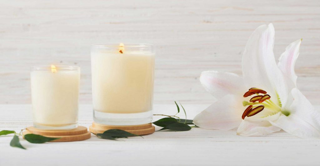 Make your house pleasant by ordering scented candles